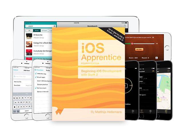Ive completed the raywenderlich ios apprentice tutorials book ive completed the raywenderlich ios apprentice tutorials book swiftwithjustin fandeluxe Choice Image